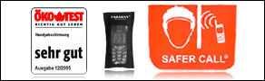 Radiation protection - Safer Call®